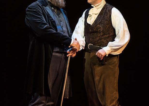 (Samuel Sakker pictured on right.)